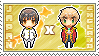 APH - Island Alliance Stamp by whitenoize