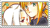 F/Z - Saber x Irisviel Stamp by whitenoize