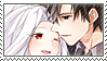F/Z - Kiritsugu x Irisviel Stamp by whitenoize