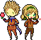 APH - Tulip Siblings Sprite by whitenoize