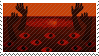 WATGBS - The Red Sea of Death Stamp 02 by whitenoize