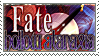 Fate/Hollow Ataraxia Stamp by whitenoize
