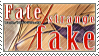 Fate/Strange Fake Stamp by whitenoize