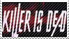 KID - Killer Is Dead Stamp by whitenoize
