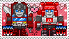 TF: MTMTE - Inferno x Red Alert Stamp by whitenoize