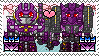 TF: MTMTE - Tarn x Vos Stamp by whitenoize