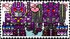 TF: MTMTE - Tarn x Vos Stamp by whitenoize