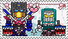 TF: MTMTE - Getaway x Tailgate Stamp by whitenoize