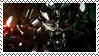 Bayverse - Barricade Stamp by whitenoize