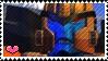 TF: BW - Dinobot Stamp by whitenoize
