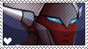TF:A - RedAlert Stamp by whitenoize