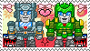 TF: MTMTE - Kup x Springer Stamp by whitenoize