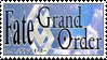 Fate Grand Order Stamp by whitenoize