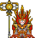 TF - Mistress of Flame Sprite by whitenoize