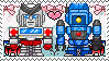 TF: MTMTE - Ratchet x Whirl Stamp by whitenoize