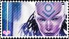 GL - Indigo-1 Stamp by whitenoize