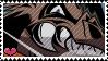 GLTAS - Larfleeze Stamp by whitenoize