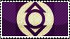GL - Indigo Tribe Stamp by whitenoize