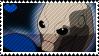 GLTAS - Saint Walker Stamp by whitenoize