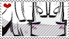 dw - Cheval Stamp by whitenoize