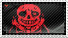 UF - Sans Stamp by whitenoize