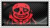 UF - Sans Stamp by whitenoize