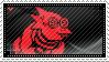 UF - Alphys Stamp by whitenoize