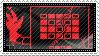UF - Mettaton Stamp by whitenoize