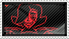 UF - Mettaton EX Stamp by whitenoize
