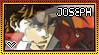 JJBA: Joseph Joestar Stamp by whitenoize