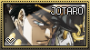 JJBA: Kujo Jotaro Stamp by whitenoize