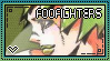 JJBA: Foo Fighters Stamp by whitenoize