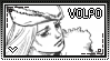 JJBA: Massimo Volpe Stamp by whitenoize