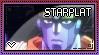 JJBA: Star Platinum Stamp