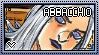 JJBA: Leone Abbacchio Stamp by whitenoize