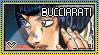JJBA: Bruno Bucciarati Stamp 02 by whitenoize