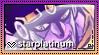 JJBA: Star Platinum Stamp 02