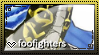 JJBA: Foo Fighters Stand Stamp by whitenoize