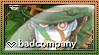 JJBA: Bad Company Stamp by whitenoize