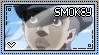 JJBA: Smokey Brown Stamp by whitenoize