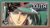 JJBA // CLAMP: Kujo Jouta Stamp by whitenoize