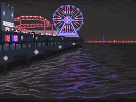 Ferris wheel by 5ldo0on