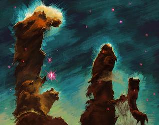 Pillars of Creation by 5ldo0on