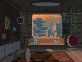 Abandoned colony by 5ldo0on