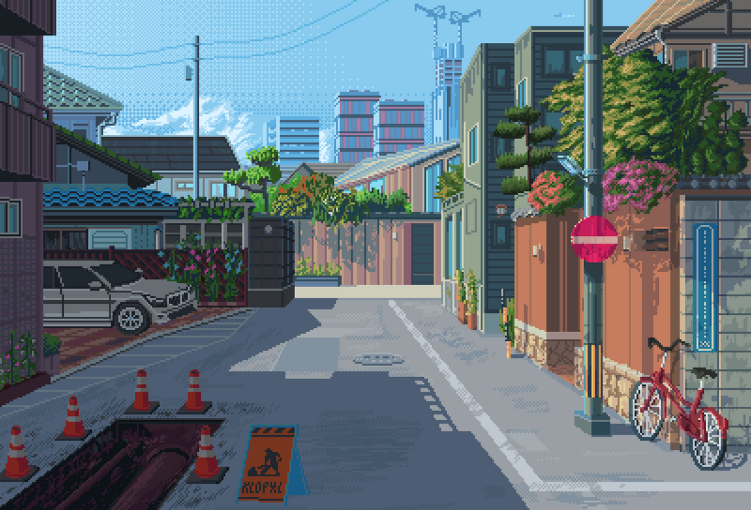 Neighborhood by 5ldo0on