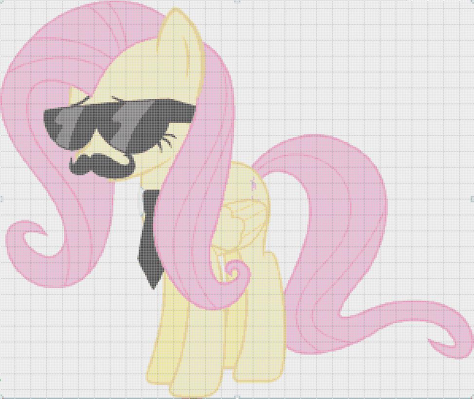 Minecraft Pixel Art Templates Rainbow Dash Pony