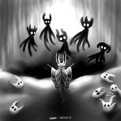In the Abyss by Pokenoll