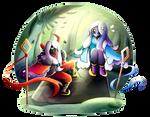 Lyra and Aryl