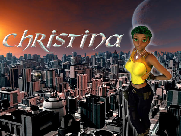 Wild FIRE: Christina on Beach