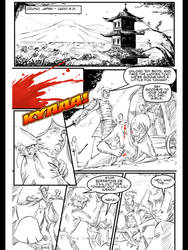 The Ryukage - Issue 1, Page 1